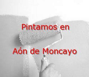 Pintor Zaragoza Aón de Moncayo
