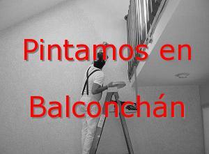 Pintor Zaragoza Balconchán