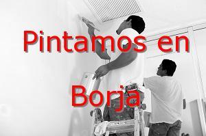 Pintor Zaragoza Borja
