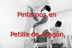 Pintor Zaragoza Petilla de Aragón
