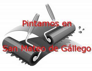 Pintor Zaragoza San Mateo de Gállego