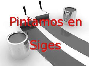 Pintor Zaragoza Siges